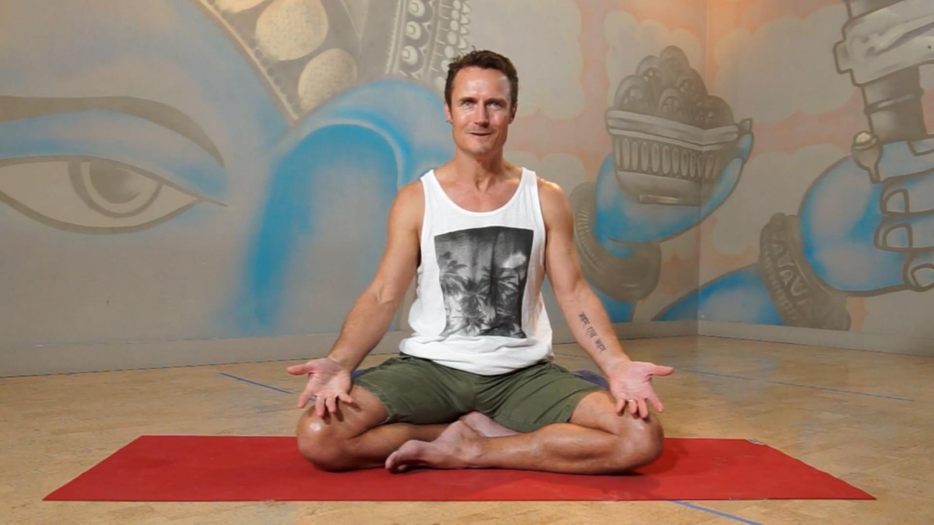 gratitude keenan crisp inspiration Power Living Australia Yoga YOGAHOLICS