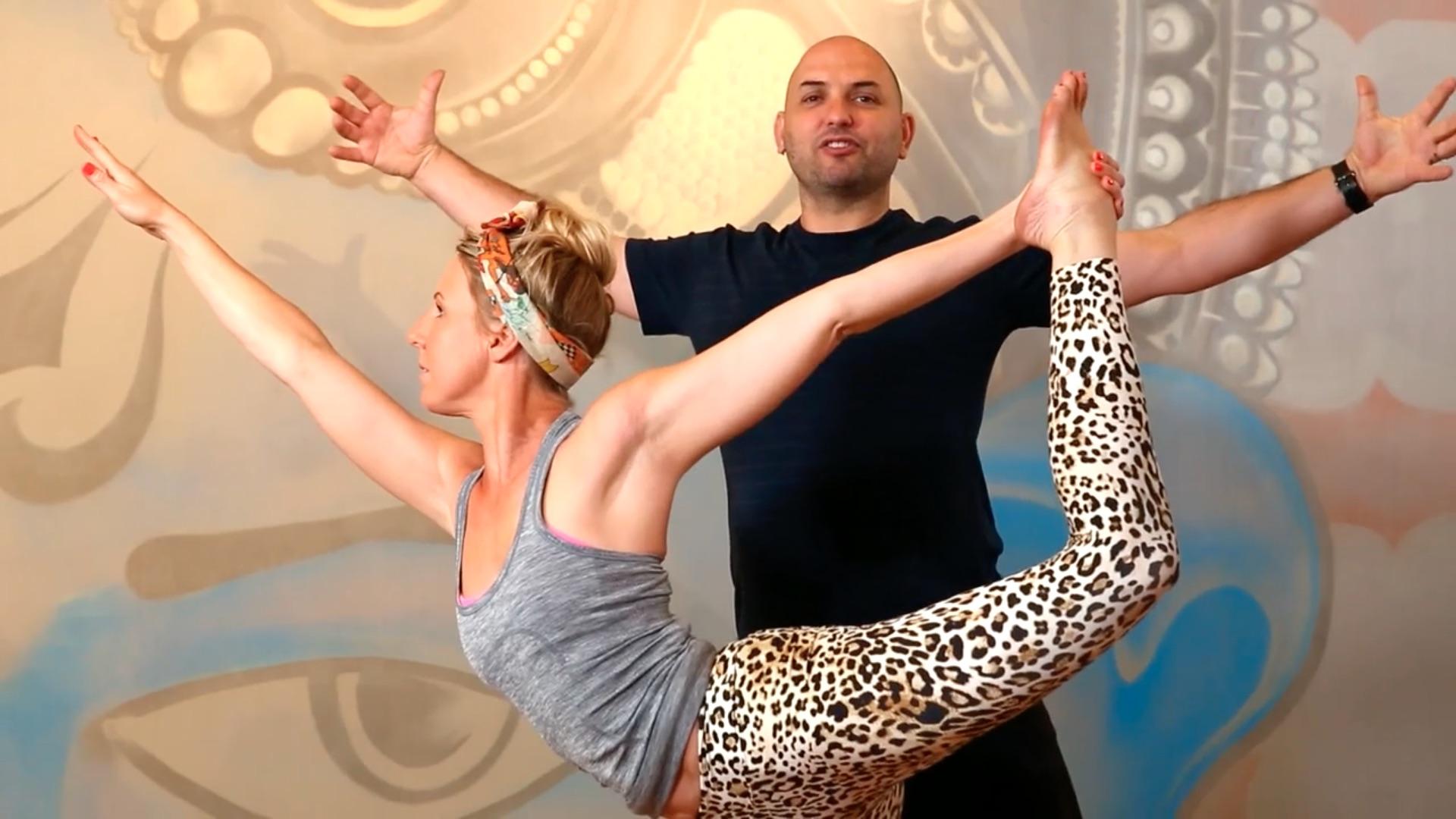 Short Sharp Shiny Sol Ulbrich Power Living Australia Yoga YOGAHOLICS