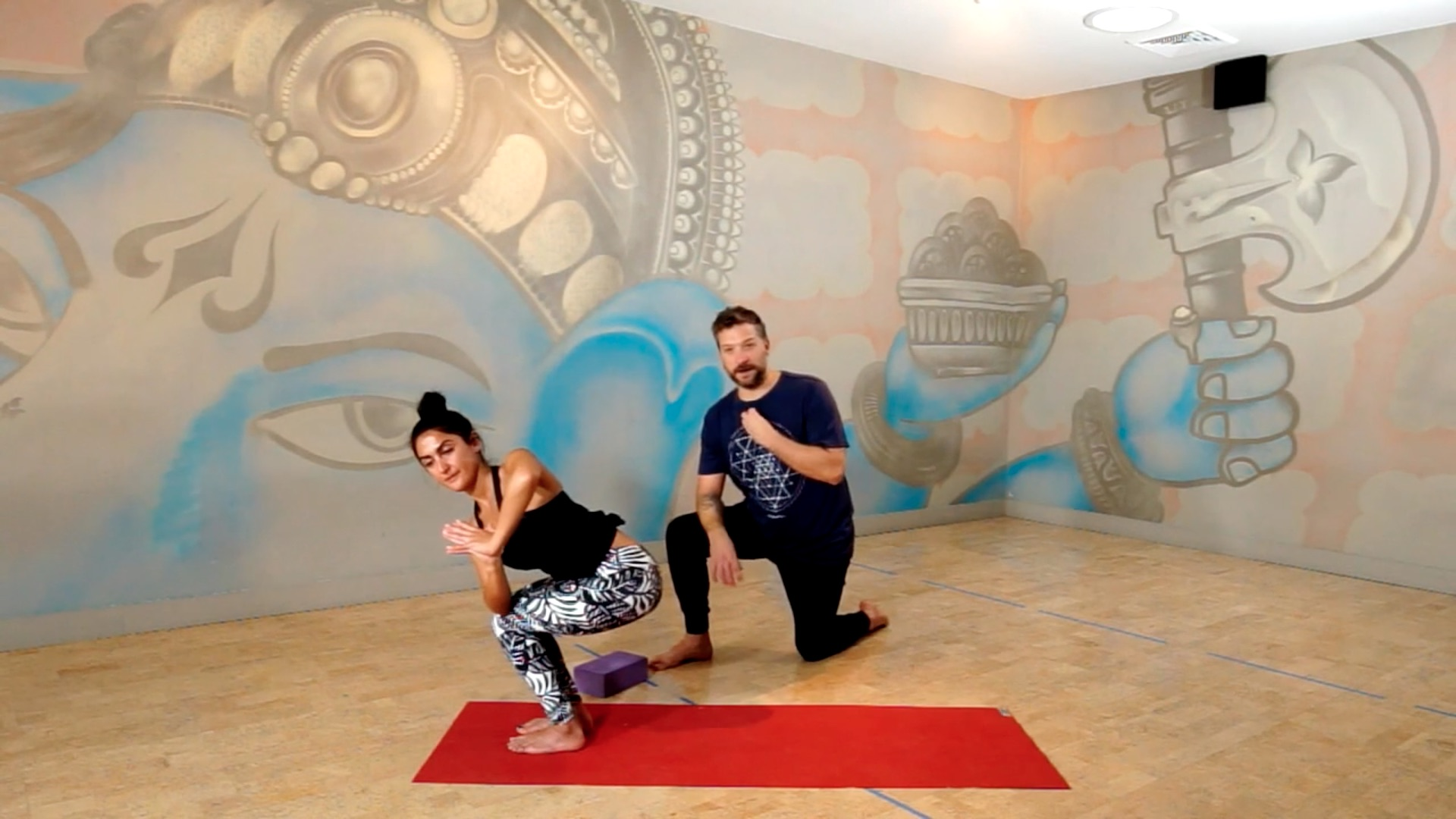 Twist Flow Adam Whiting Power Living Australia Yoga YOGAHOLICS
