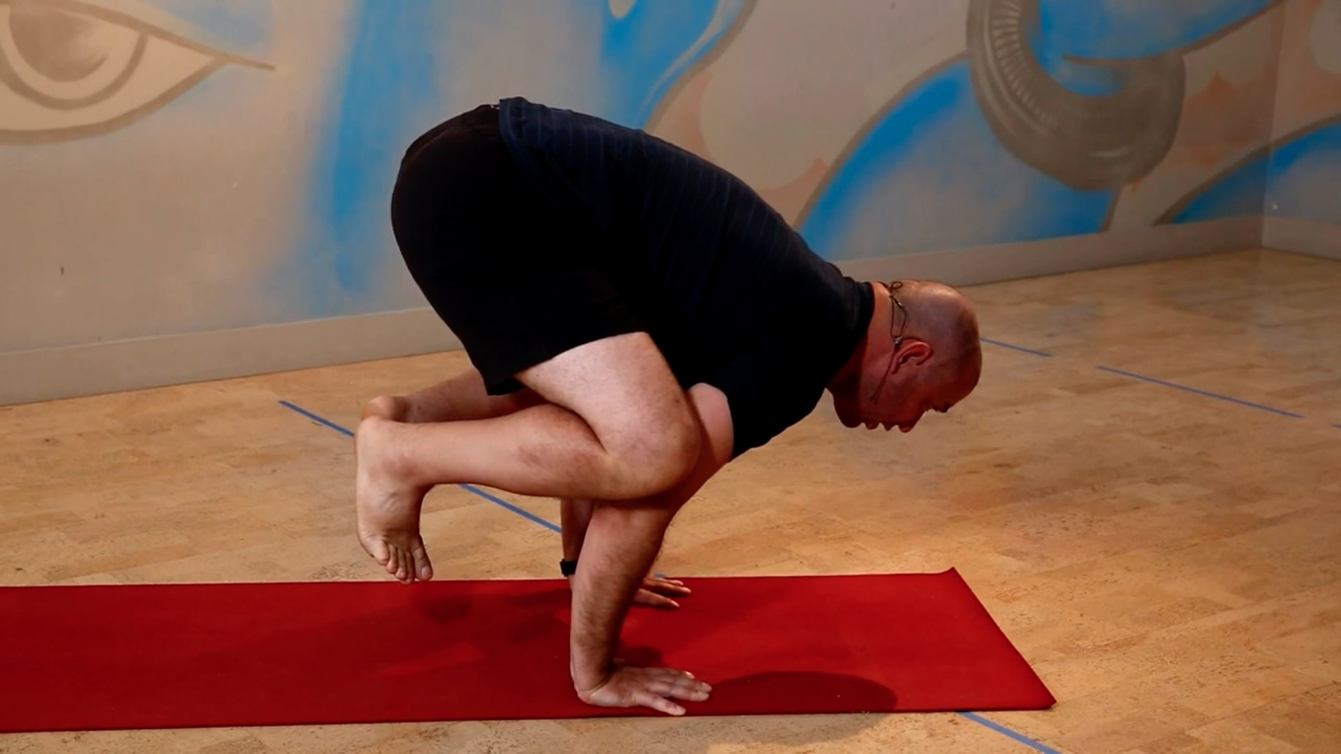 Crow sol ulbrich yogaholics power living australia yoga online yoga