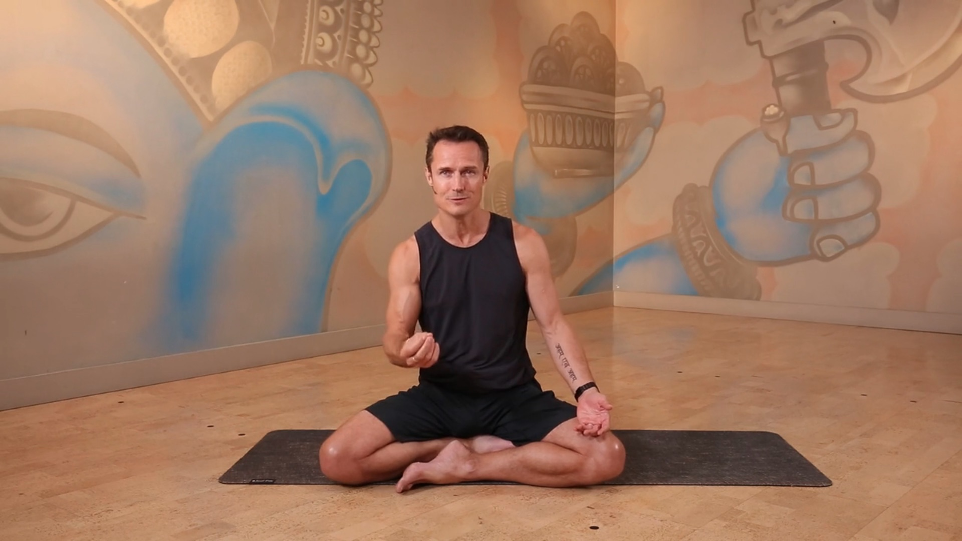 Raise Your Consciousness keenan crisp power living yogaholics yoga online