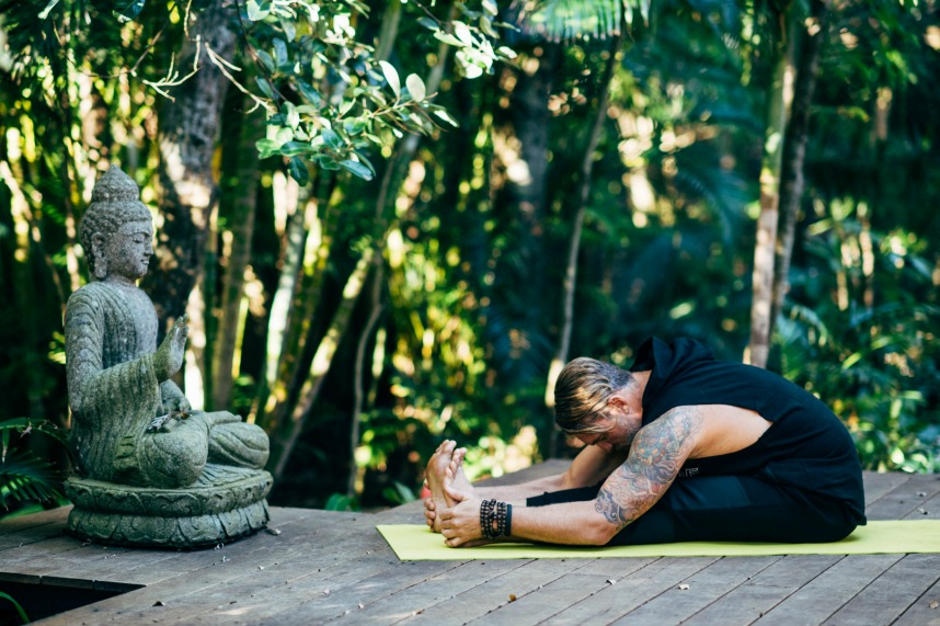 Duncan Peak - Yogaholics Online Yoga