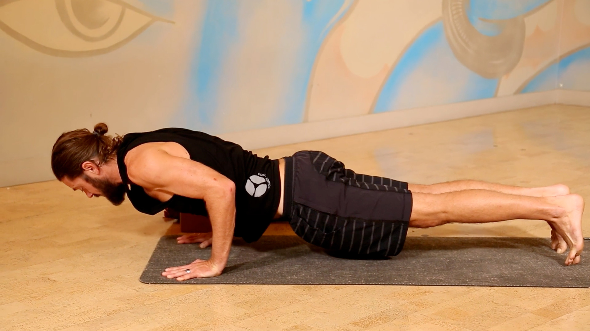 Yoga Breakout - Upper Body