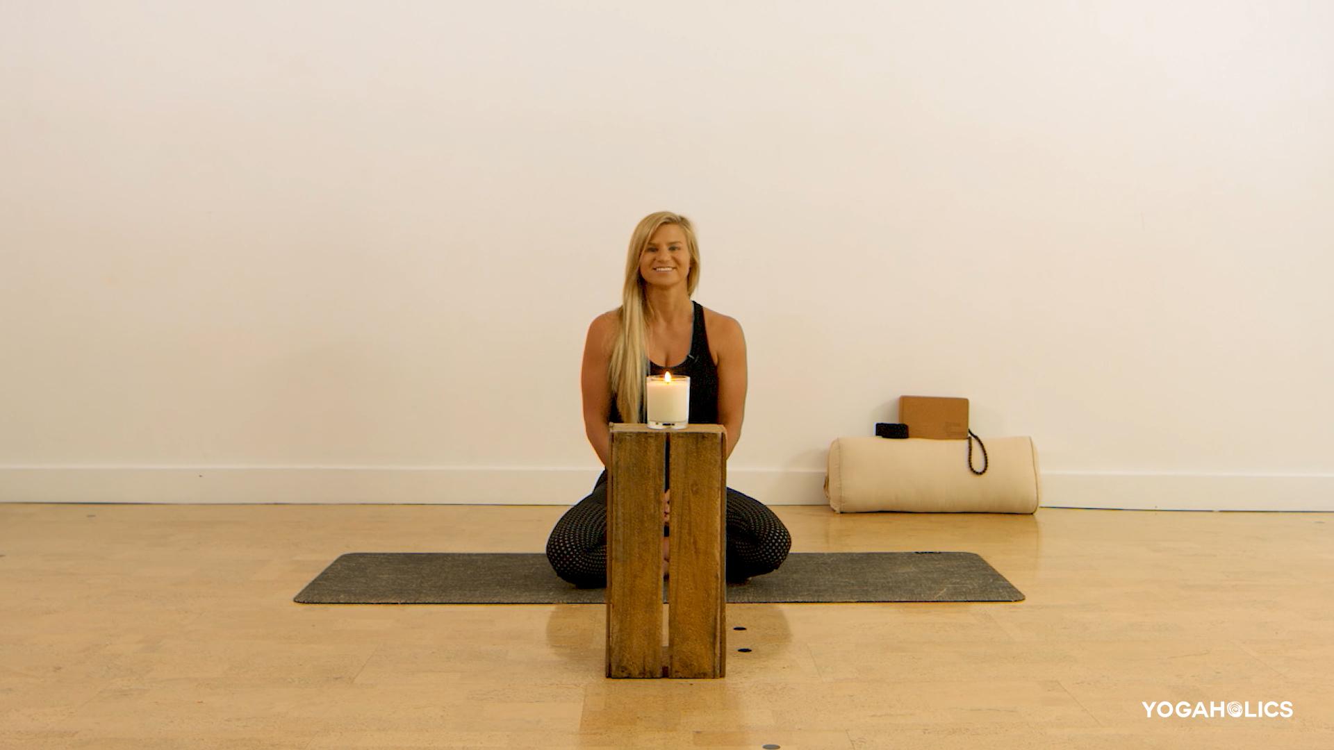 Gazing Meditation (Trataka)