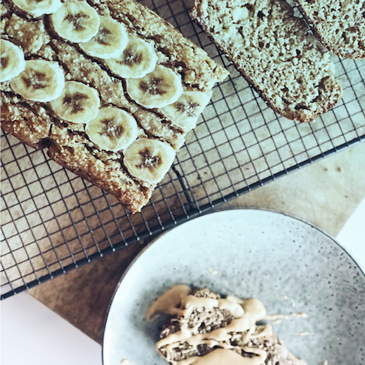 A Banana Bread That's Healthy Enough To Eat For Breakfast
