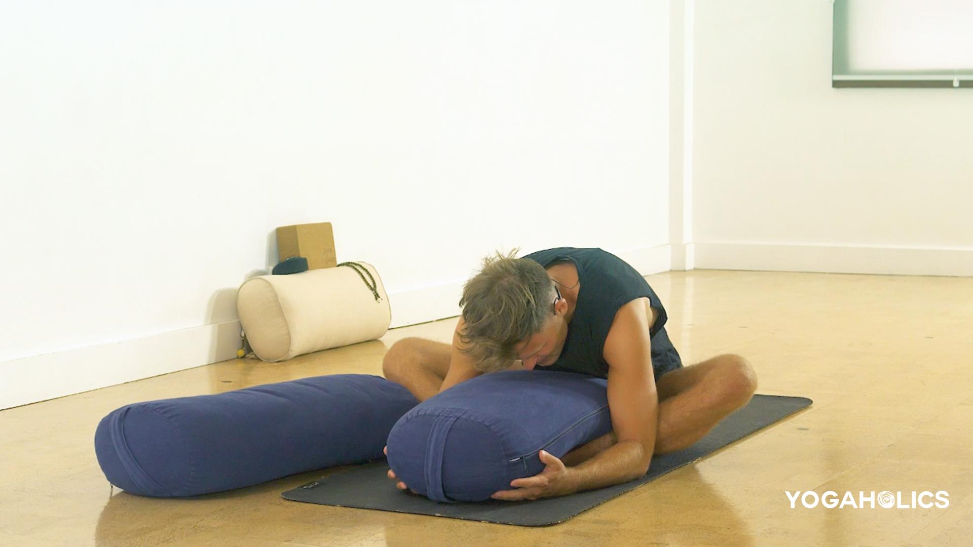 Bed Yoga | Duncan Parviainen