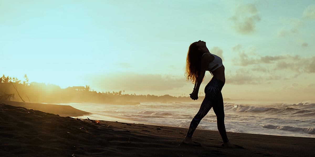 morning sunrise yoga